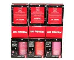 72 x One Direction 1D Cheek Tint | 3 shades | Wholesale